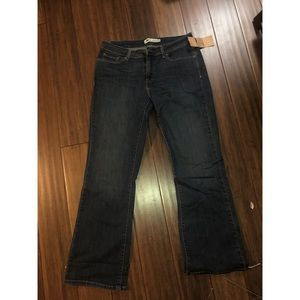 BRAND NEW WITH TAGS- LEVI JEANS